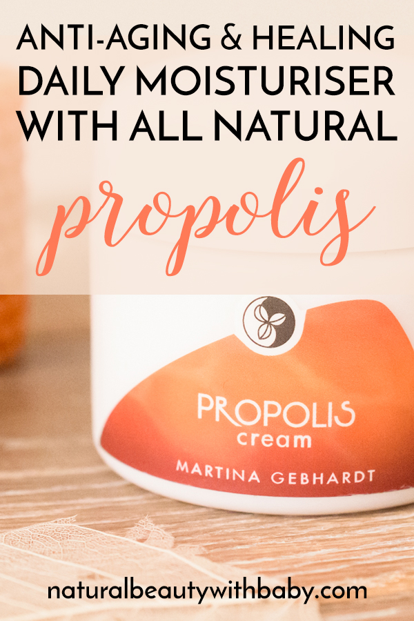 Martina Gebhardt Propolis Cream is a fantastic winter months moisturiser packed with antioxidant and anti-aging ingredients. Find out more in my review.