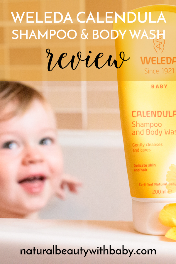 Read this review of Weleda Baby Calendula Shampoo and Body Wash, a fantastic bath product which keeps baby's skin soft and smelling natural.