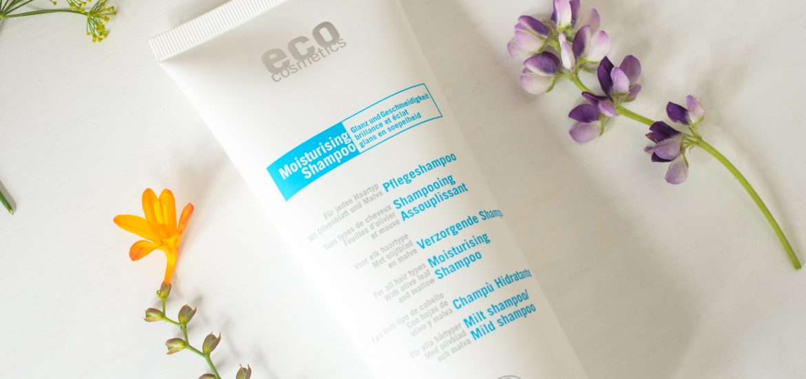 Eco Cosmetics Moisturising Shampoo with Olive and Mallow