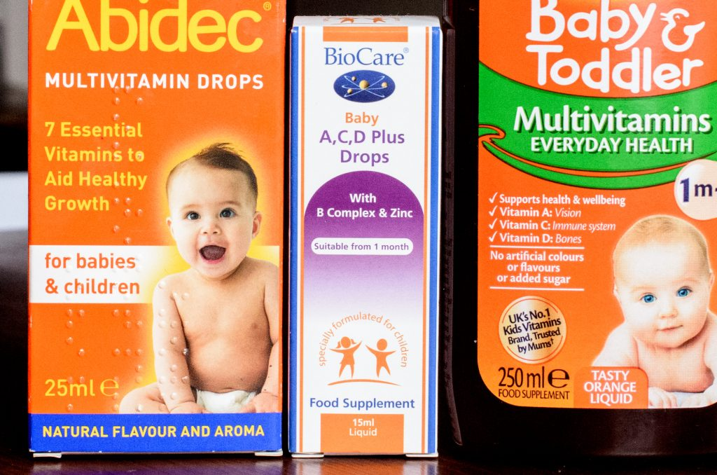 BioCare A, C, D Plus Drops