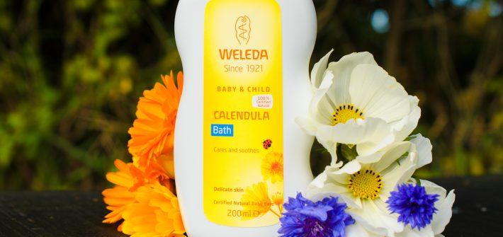 Weleda Baby Calendula Bath
