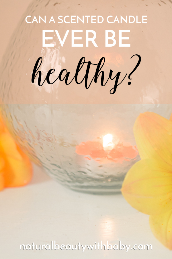 Can a scented candle ever be healthy? Find out in this blog post which aims to find healthier alternatives to unhealthy scented candles.