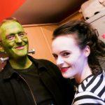Safe Halloween makeup options