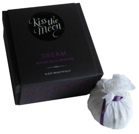 Kiss The Moon DREAM Bedtime Bath Infusions