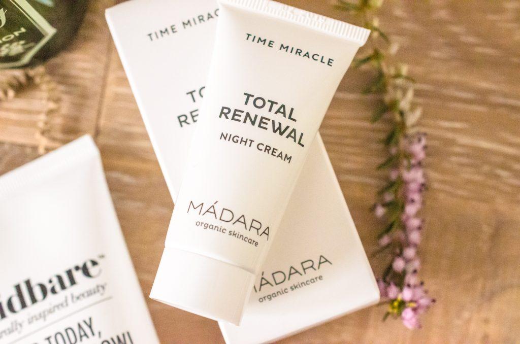Mádara Total Renewal Night Cream