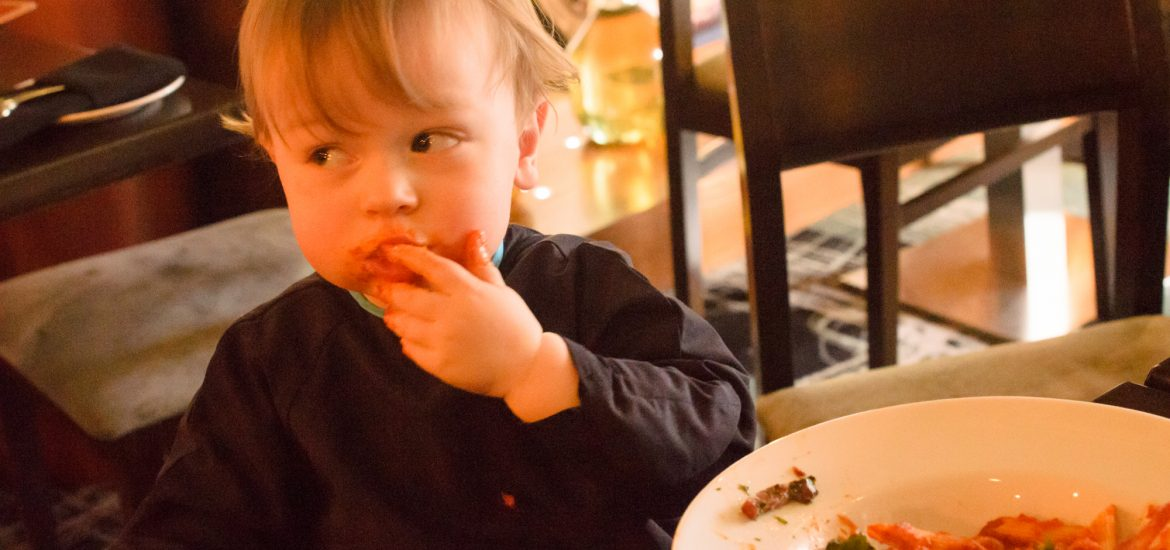 Messy Little Thing Bib review