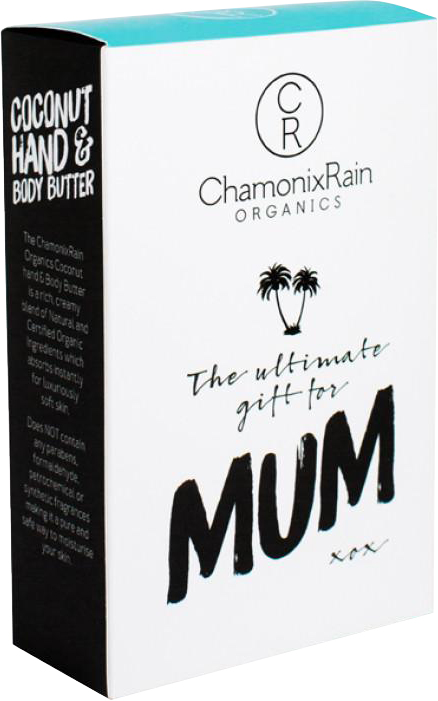 ChamonixRain Organics Gift Set For Mum