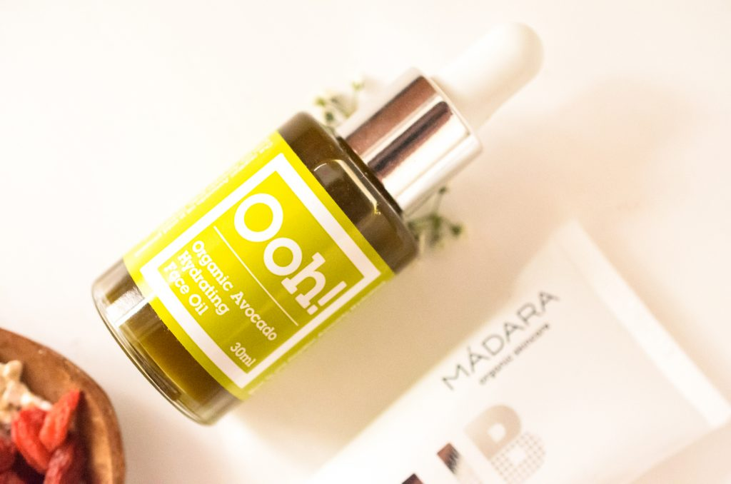 Ooh! Oils of Heaven Avocado Face Oil