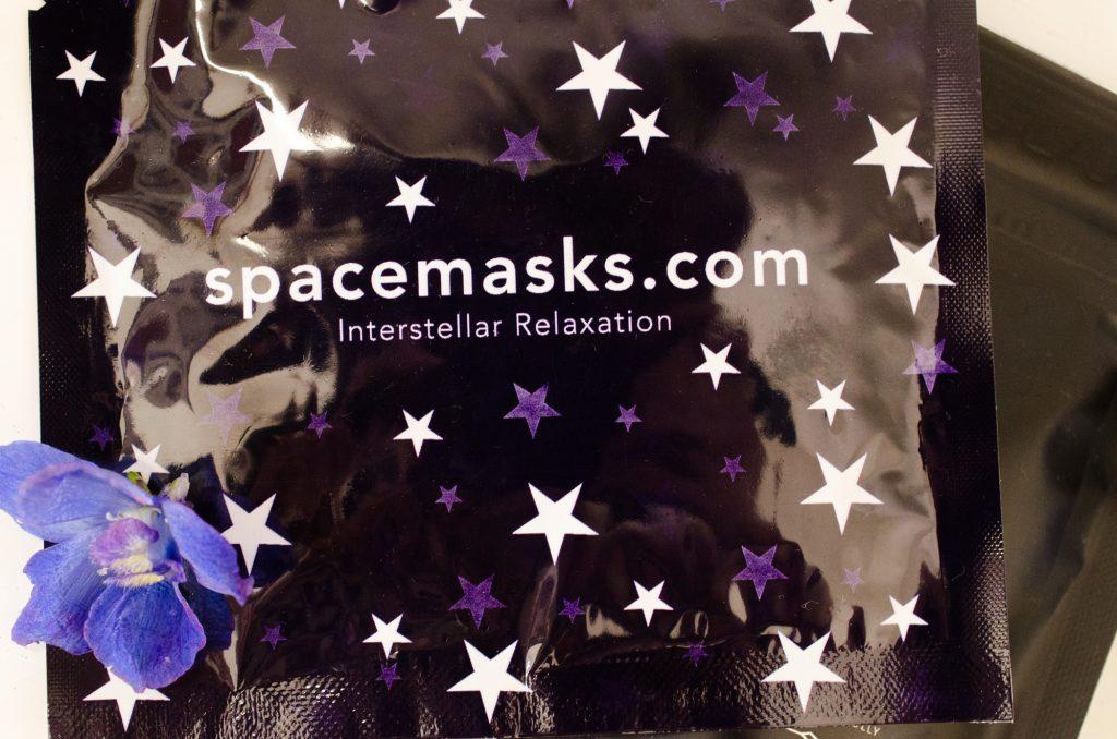 Spacemask - interstellar relaxation