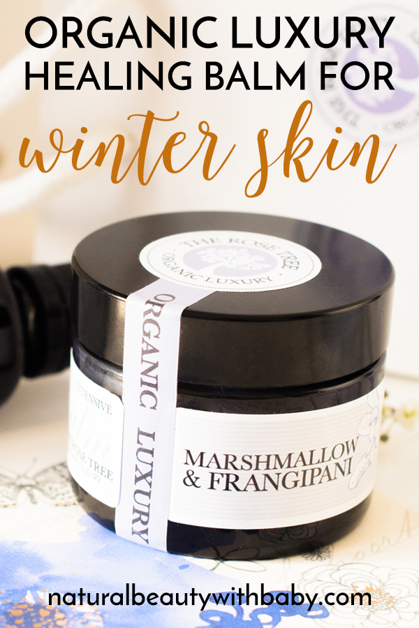 Treat yourself and your skin to The Rose Tree Intensive Balm with Marshmallow & Frangipani - an amazing healing skincare treat. Read my full review now.