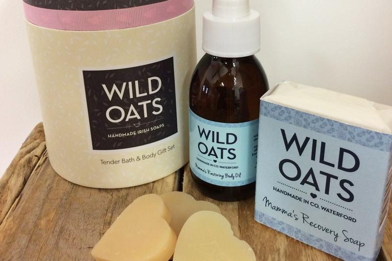Wild Oats Mamma Restoring Gift Box