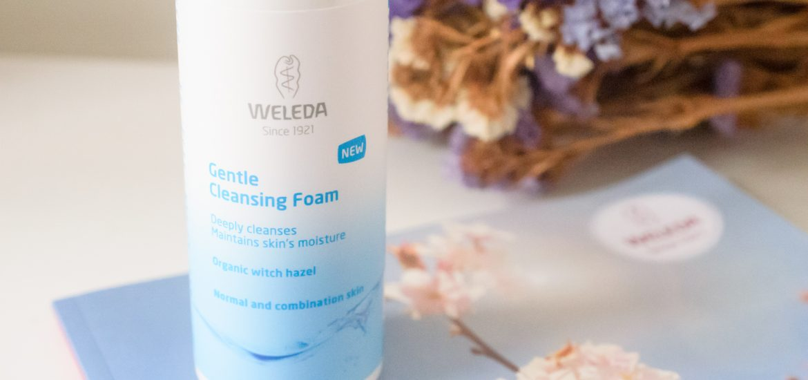 Weleda Gentle Cleansing Foam review