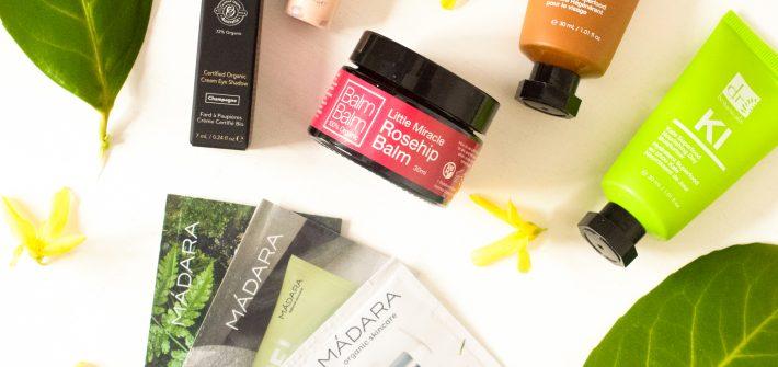 LoveLula April 2018 Beauty Box review