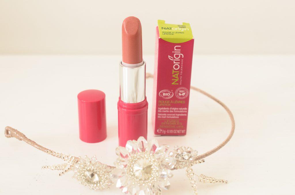 NATorigin Organic Lipstick in Papaya