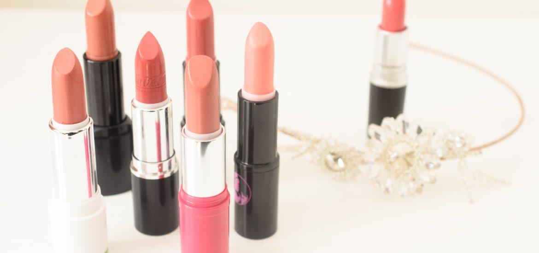 Natural alternatives to MAC Vegas Volt Lipstick