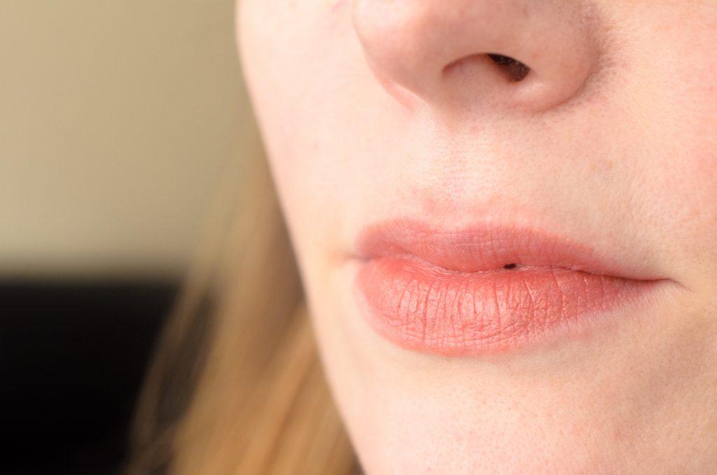 PHBOrganic Lipstick in Peach