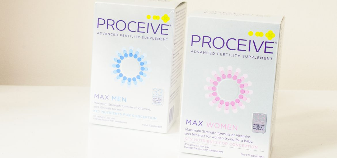 Proceive Max Fertility Supplement