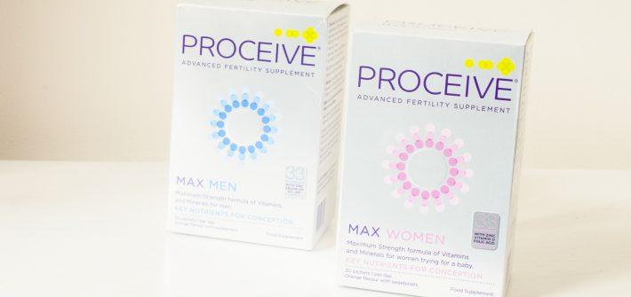 Proceive Max Fertility Supplement