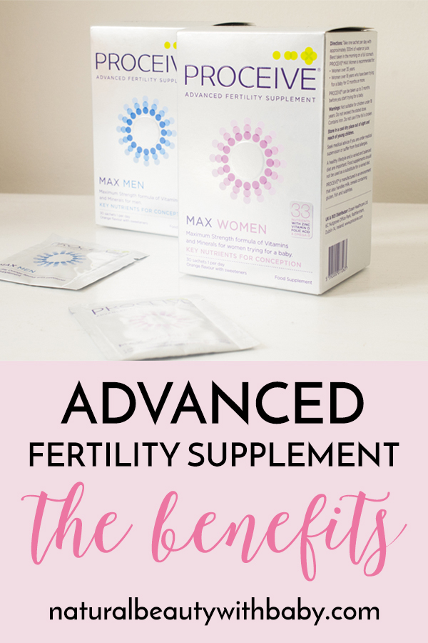 Find out how Proceive Max Advanced Fertility Supplement can help couples who are trying to conceive. Read my full review and verdict!