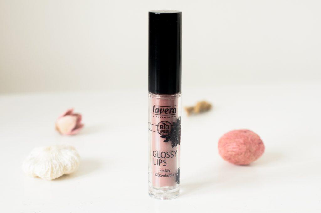 Lavera Glossy Lips in Hazel Nude