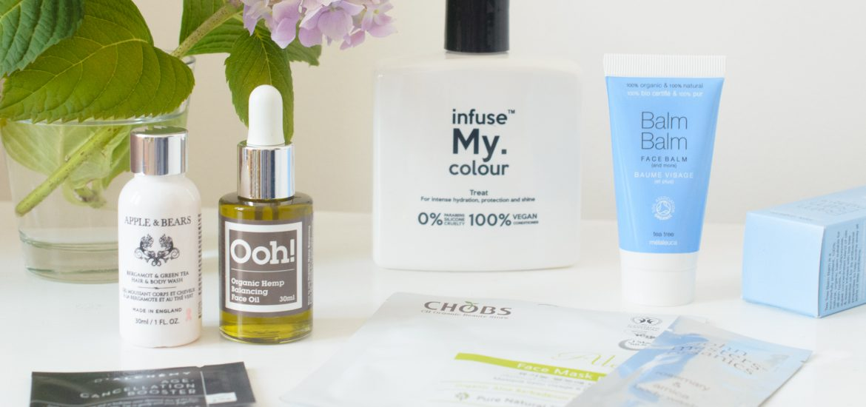 LoveLula July 2018 Beauty Box review