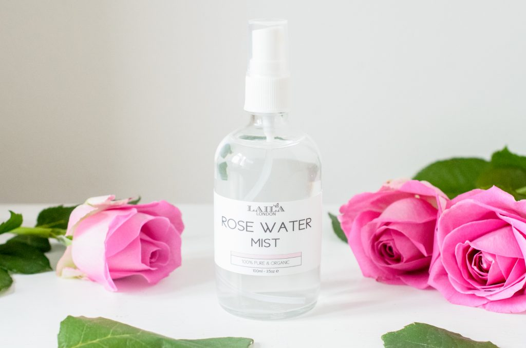 Laila London Rose Water Mist