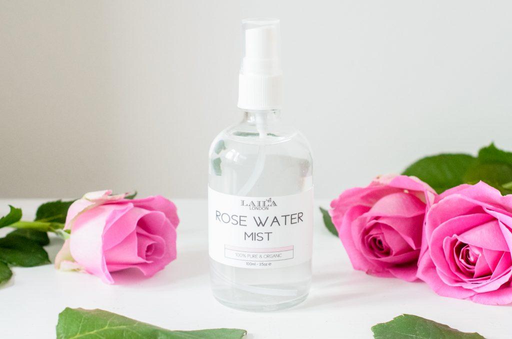 Laila London Rose Water Mist