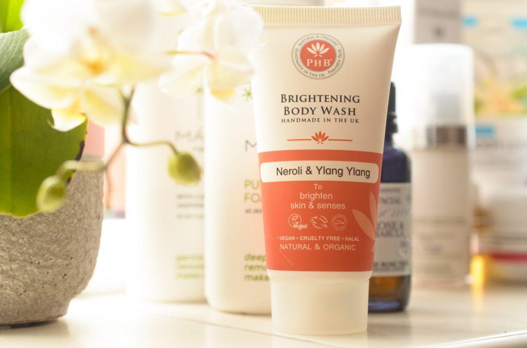PHB Brightening Body Wash with Ylang Ylang & Neroli