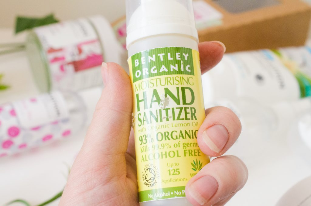 Bentley Organic Hand Sanitizer