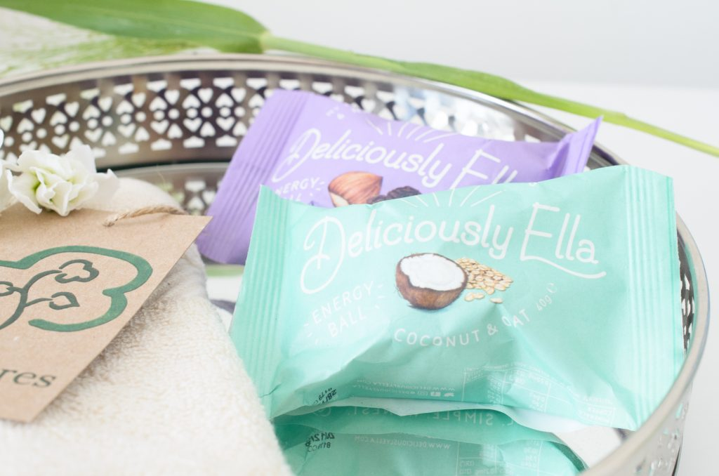 Deliciously Ella snacks