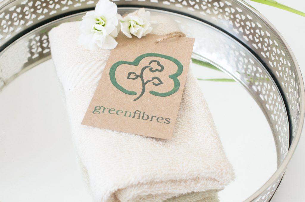 Greenfibres Organic Face Cloth