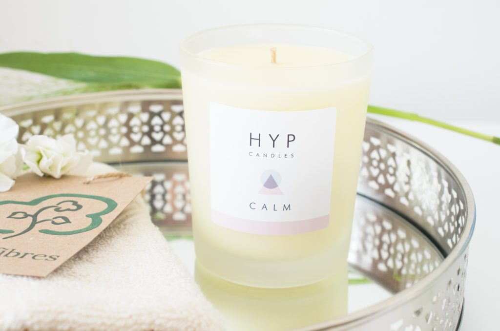 HYP Calm Candle