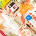 Natural hospital bag and postpartum essentials