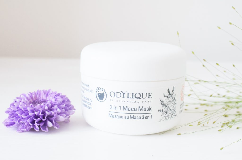 Odylique 3 in 1 Maca Mask
