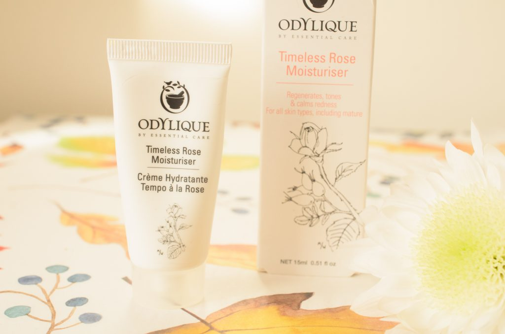 Odylique Timeless Rose Moisturiser