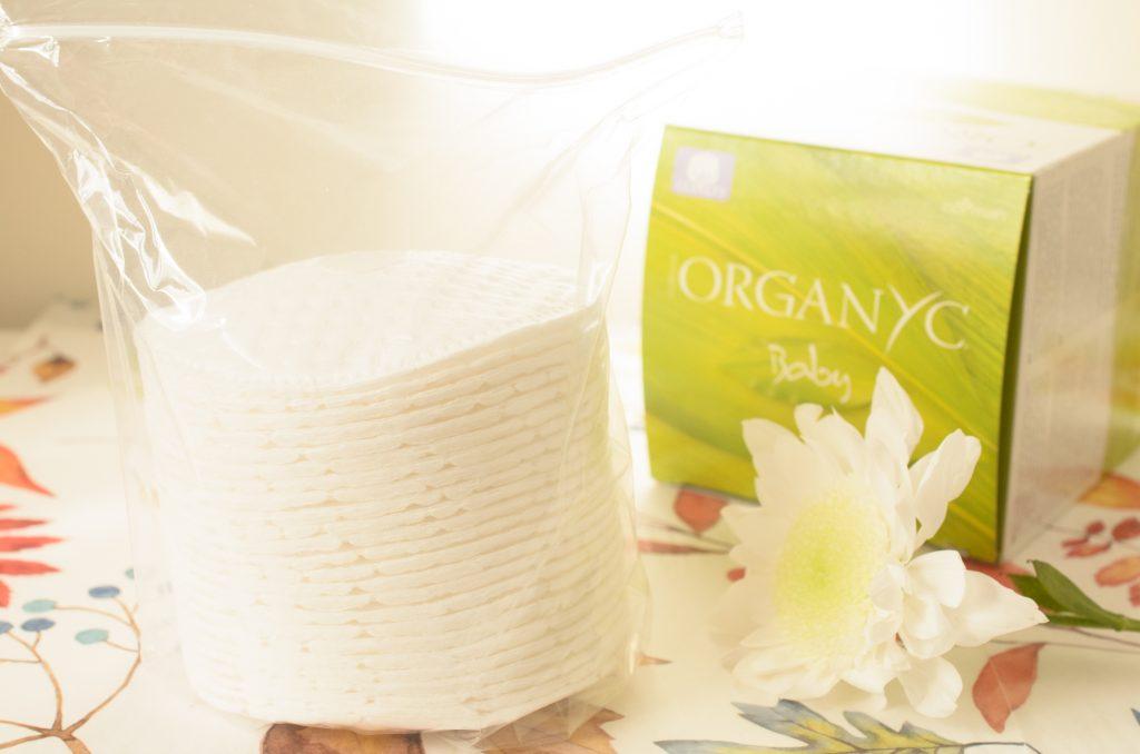 Organyc Nursing Pads