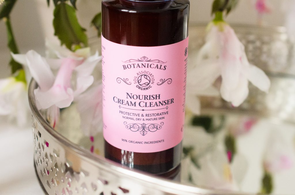 Botanicals Nourish Cream Cleanser