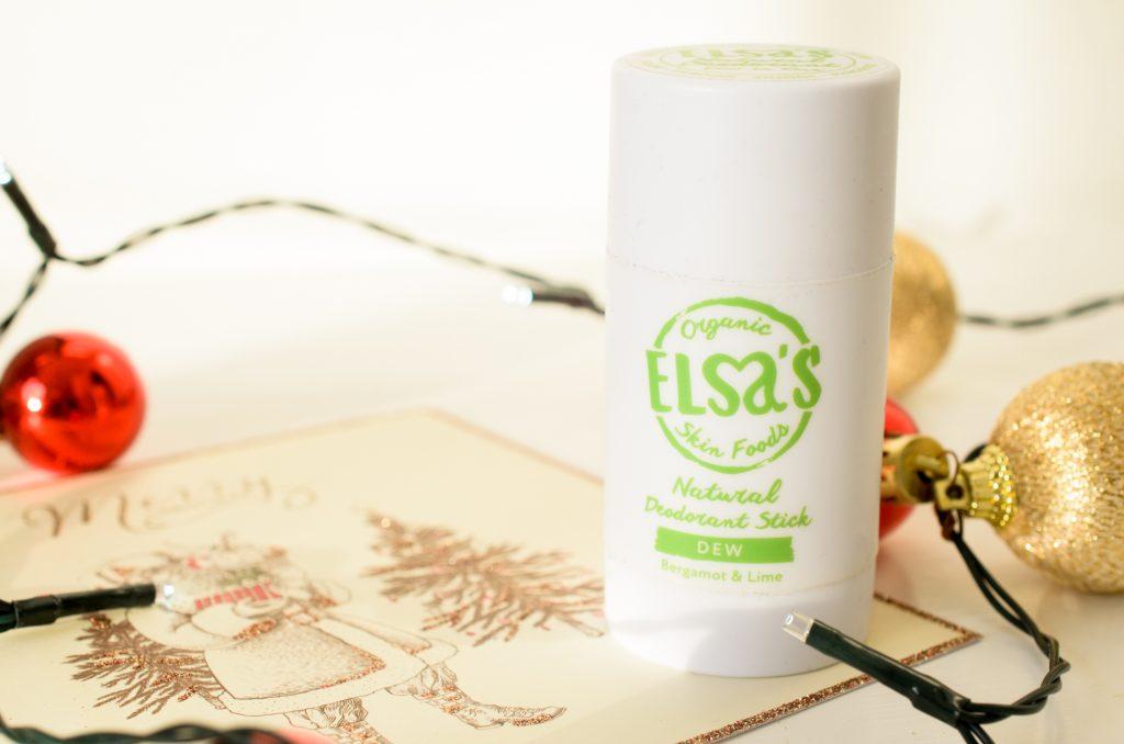Elsa's Organics Deodorant in Dew
