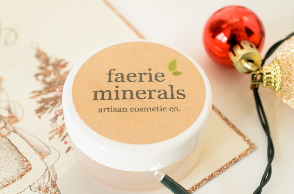 Faerie Organic Matte Finish Fair Foundation