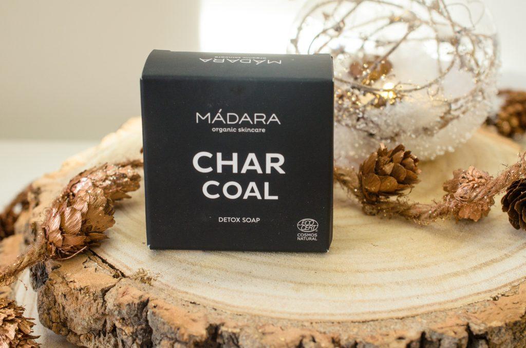 Mádara Charcoal Detox Soap
