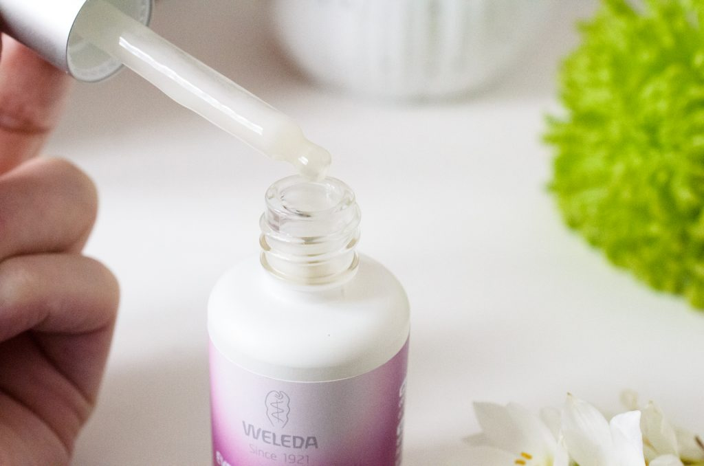 Dropper for Weleda Evening Primrose Age Revitalising Concentrate