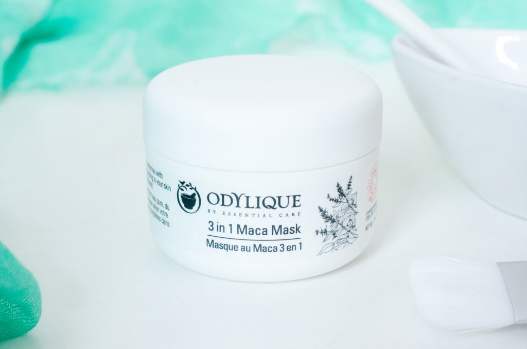 Odylique 3 in 1 Maca Mask