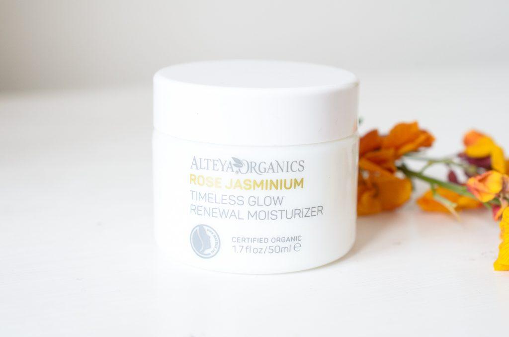 Alteya Organics Timeless Glow Renewal Moisturizer