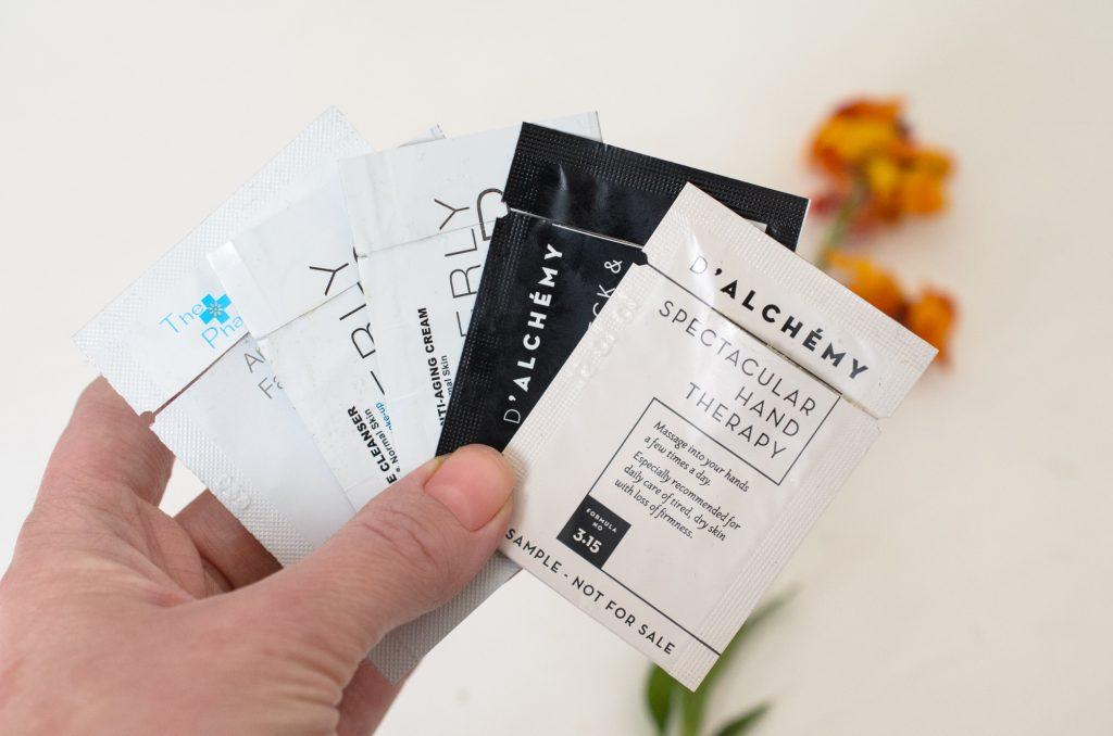 April 2019 samples