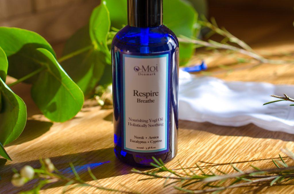 oMoi Respire Body Oil