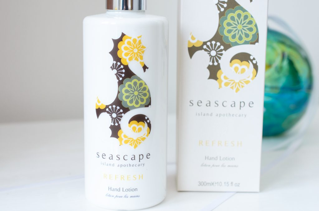Seascape Island Apothecary Refresh Hand Cream