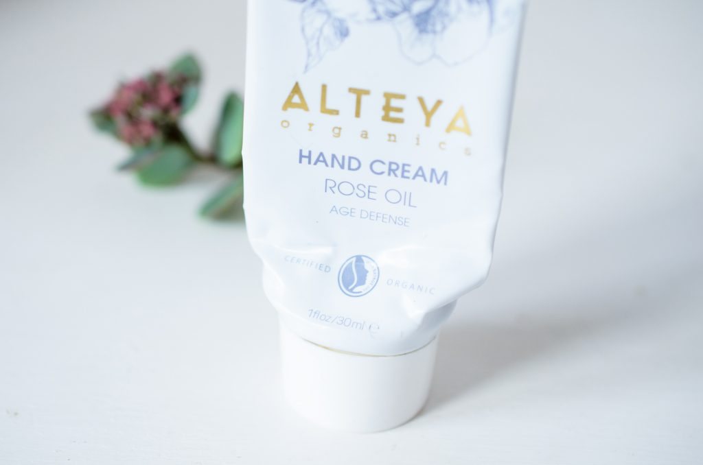 Alteya Organics Age Defense Hand Cream