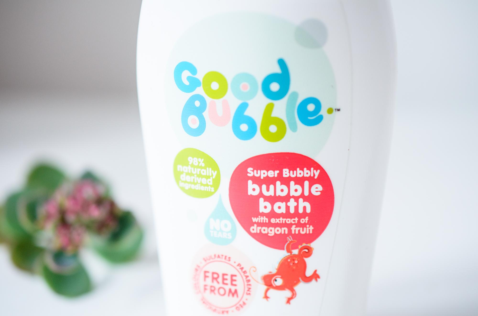 Good Bubble Bubble Bath with Dragon Fruit