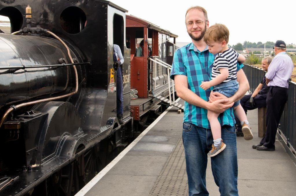 At York Railway Museum