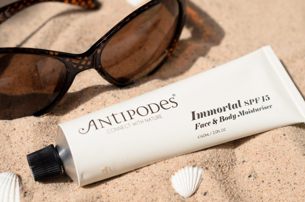 Antipodes Immortal Face & Body Moisturiser SPF 15
